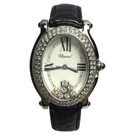 Chopard Happy Sport Stainless Steel 30.5mm Womens Watch