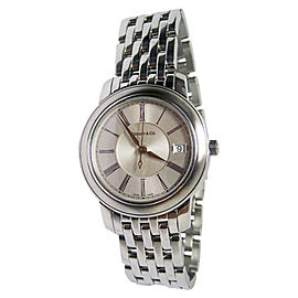 Tiffany & Co. Atlas Dome Stainless Steel Automatic 37mm Mens Watch