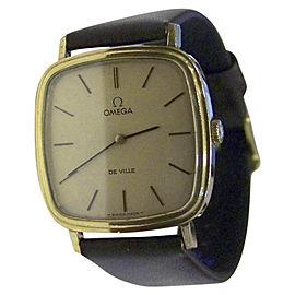 Omega De Ville Stainless Steel Vintage 31mm Mens Watch