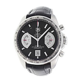 Tag Heuer Grand Carrera CAV511A.FC6225 43mm Mens Watch