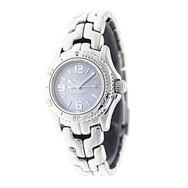 Tag Heuer Link WT141B.BA0560 27mm Womens Watch