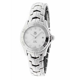 Tag Heuer Link WJ1319.BA0572 27mm Womens Watch