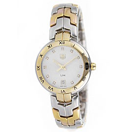Tag Heuer Link WAT1350.BB0957 34.5mm Womens Watch