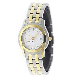 Gucci 5500L YA05528 27mm Womens Watch