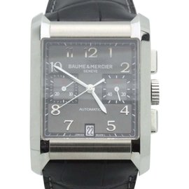 Baume & Mercier Hampton 10030 Stainless Steel 34mm Mens Watch