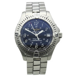 Breitling Colt Ocean A64350 Stainless Steel 38mm Mens Watch