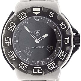 Tag Heuer Formula 1 CAC111D.BA0850 41mm Mens Watch