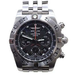 Breitling Chronomat Flying Fish AB0116 Stainless Steel 44mm Mens Watch