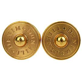 Dunhill Gold Tone Hardware Vintage Cufflinks