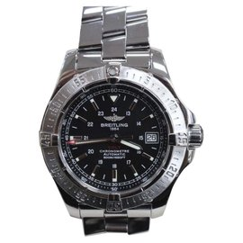 Breitling Colt A17380 Stainless Steel Automatic 41mm Mens Watch