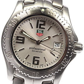 Tag Heuer Link WT1212 Stainless Steel Quartz 36mm Mens Watch