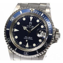 Tudor Submariner 79090 Stainless Steel Automatic 40mm Mens Watch