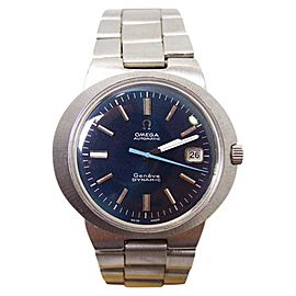 Omega Dynamic Geneve Stainless Steel Automatic 36.5mm Mens Watch 1970s