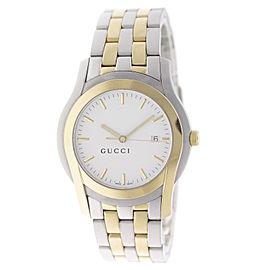 Gucci 5500 XL YA055216 38mm Mens Watch
