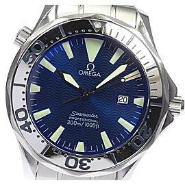 Omega Seamaster 2265.80 Stainless Steel Quartz 41mm Mens Watch