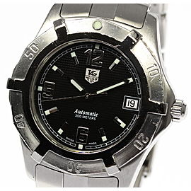 Tag Heuer Diving WN2111 Stainless Steel Automatic 38mm Mens Watch