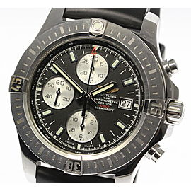 Breitling Colt A13388 / BD83 Stainless Steel / Rubber Automatic 44mm Mens Watch
