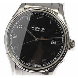 Hamilton Jazzmaster H395150 Stainless Steel Automatic 39mm Mens Watch