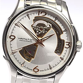 Hamilton Jazzmaster H325650 / H32565155 Stainless Steel Automatic 41mm Mens Watch