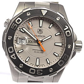 Tag Heuer Aquaracer WAJ1111.BA0871 Stainless Steel Quartz 44mm Mens Watch
