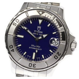 Tudor Hydro Notes 85190P Stainless Steel Automatic 36mm Mens Watch
