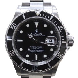 Rolex Submariner 16800 40mm Mens Vintage Watch