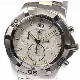 Tag Heuer Aquaracer CAF101F.BA0821 Stainless Steel Quartz 43mm Mens Watch