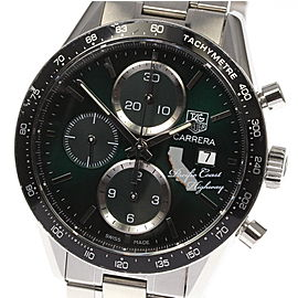 Tag Heuer Carrera CV201N Stainless Steel Automatic 41mm Mens Watch