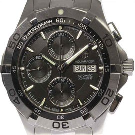 Tag Heuer Aquaracer CAF2010 Stainless Steel Automatic 46mm Mens Watch