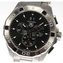 Tag Heuer Aquaracer CAY1110.BA0927 Stainless Steel 43mm Quartz Mens Watch