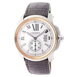 Cartier Calibre De Cartier W7100039 42mm Mens Watch