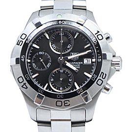 Tag Heuer Aquaracer CAF2110 Stainless Steel Automatic 44mm Mens Watch