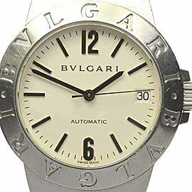 Bulgari Diagono Sport LCV35S 35mm Mens Watch