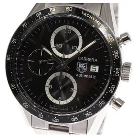 Tag Heuer Carrera CV2010 41mm Mens Watch