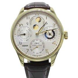 IWC Schaffhausen Portuguese IW503202 44.2mm Mens Watch