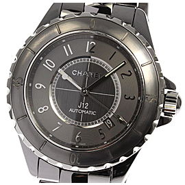 Chanel J12 H2934 41mm Mens Watch