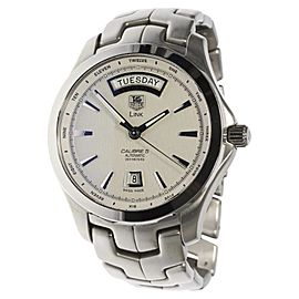 Tag Heuer Link WJF2011.BA0592 42mm Mens Watch
