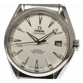 Omega Seamaster Aqua Terra 231.10.42.21.02.001 42mm Mens Watch
