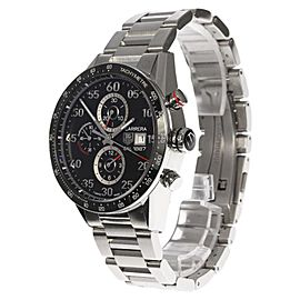 Tag Heuer Carrera CAR2A10-4 43mm Mens Watch