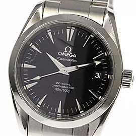 Omega Seamaster Aqua Terra 2504.50 36mm Mens Watch