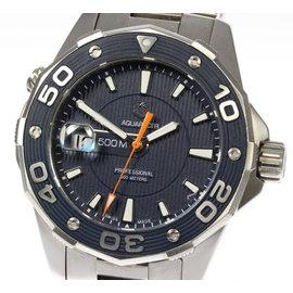 Tag Heuer Aquaracer WAJ1112 44mm Mens Watch
