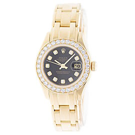 Rolex Datejust 80298 29mm Womens Watch
