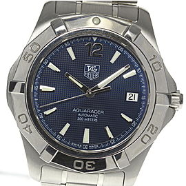 Tag Heuer Aquaracer WAF2112 39mm Mens Watch