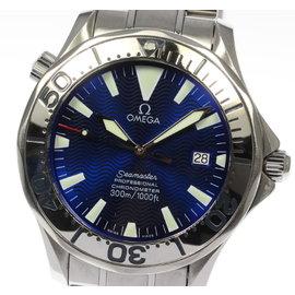Omega Seamaster 2255.80 41mm Mens Watch