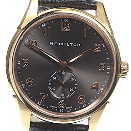 Hamilton Jazz Master Slimline H384410 40mm Mens Watch
