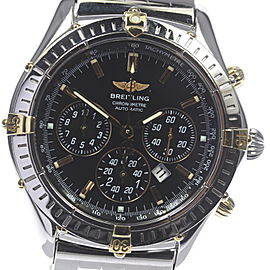Breitling Chronomat Shadow Flyback B35312 39mm Mens Watch