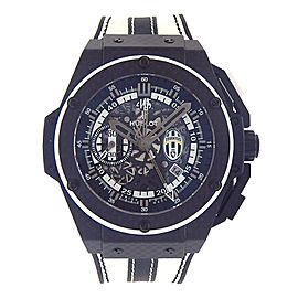 Hublot King Power Juventus 716.QX.1121.VR.JUV13 48mm Mens Watch
