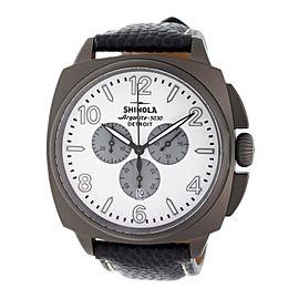 Shinola The Brakeman 10000188 46mm Mens Watch