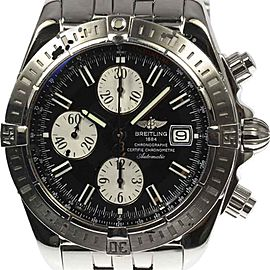 Breitling Chronomat Evolution A13356 43mm Mens Watch
