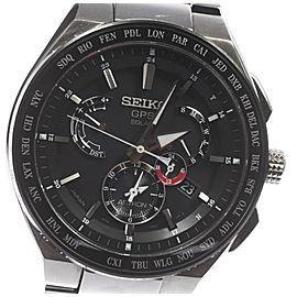 Seiko Astron Exective Line SBXB123 / 8X53-0AV0-2 46mm Mens Watch